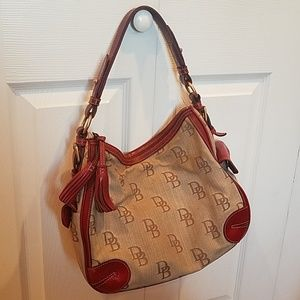 Dooney & Bourke hobo handbag